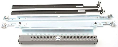 New Dell 1U Static Rapid Rack Rail Kit CC063 0CC063 For PowerEdge 1850 Servers